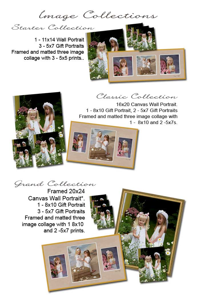 Portrait Packages
